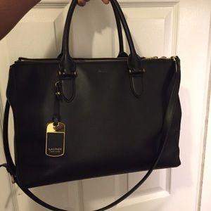 Black Ralph Lauren bag